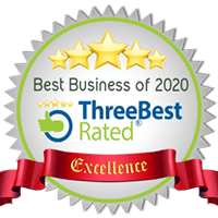 Rated third best business of 2020