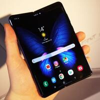 Samsung Galaxy fold able