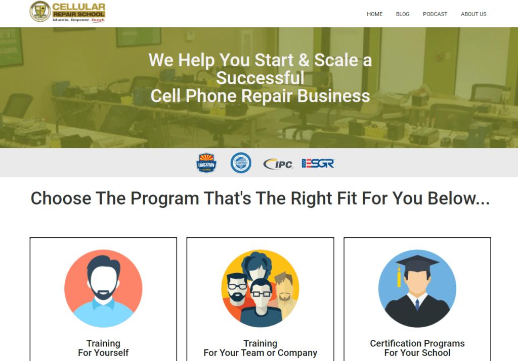 Cellular Repair School