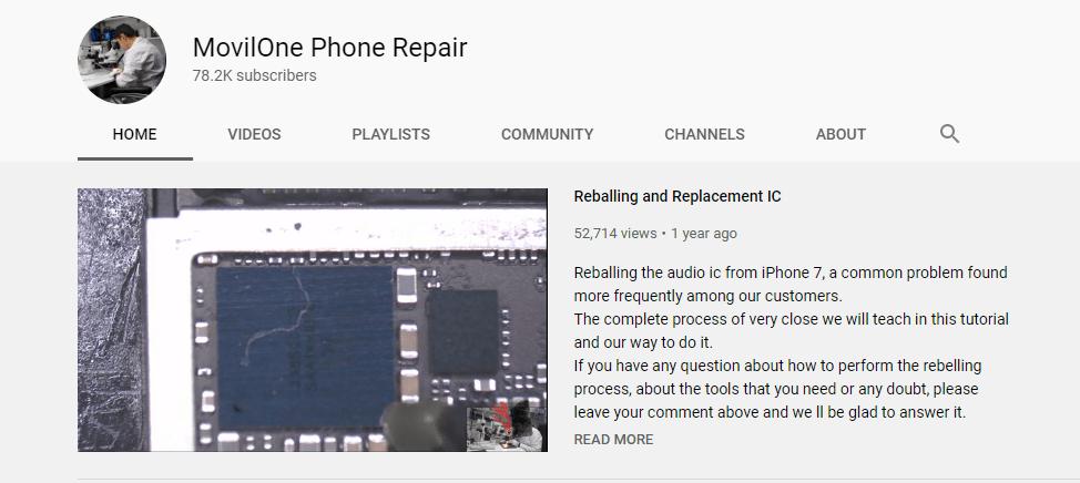 Movilone Phone Repair: