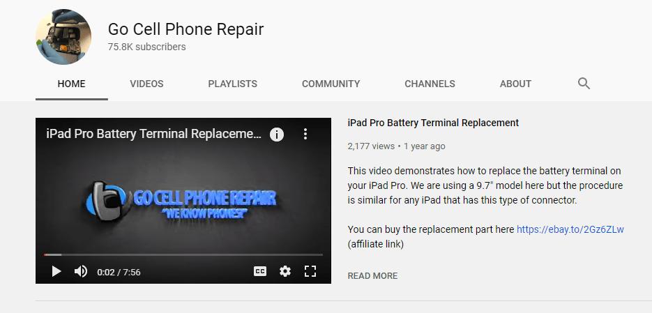 GO Cell Phone Repair: